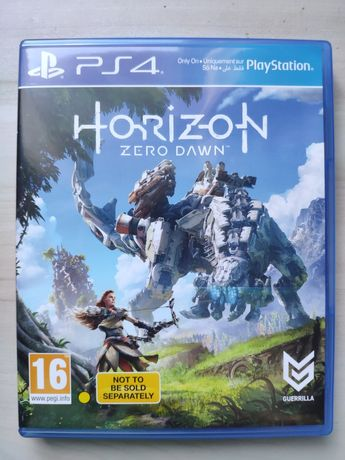 Horizon Zero Dawn PL napisy płyta ps4 ps5 playStation 4 5 ps 4 ps 5