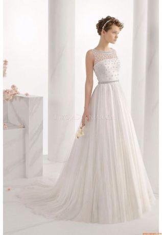 Весільна сукня іспанського бренду Alma Novia