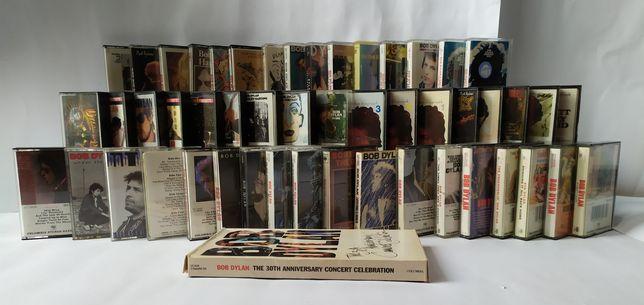 Весь Bob Dylan 48 аудиокассет сша дискография