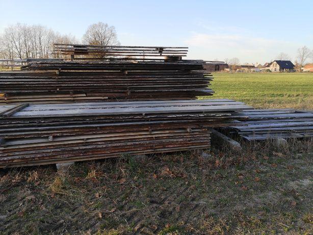 Deska sosnowa od 2m do 8,4m długości 25mm powietrzno sucha