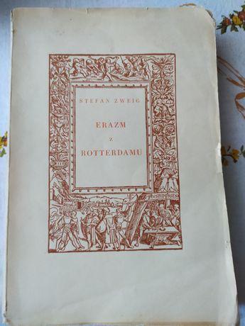 Erazm z Rotterdamu - Stefan Zweig