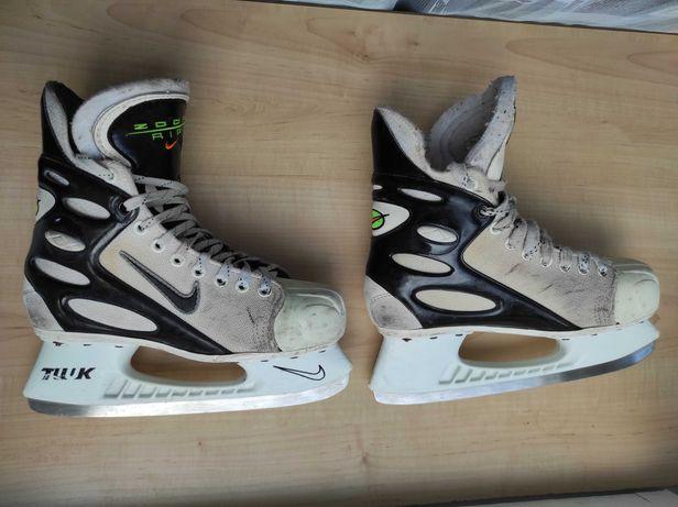 Коньки хоккейные Nike Zoom Air, размер 41.
