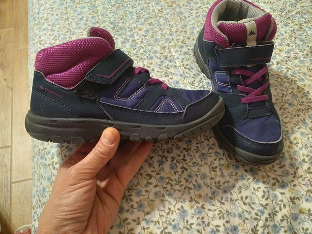Термо ботинки Quechua, Decathlon, 34/21.5