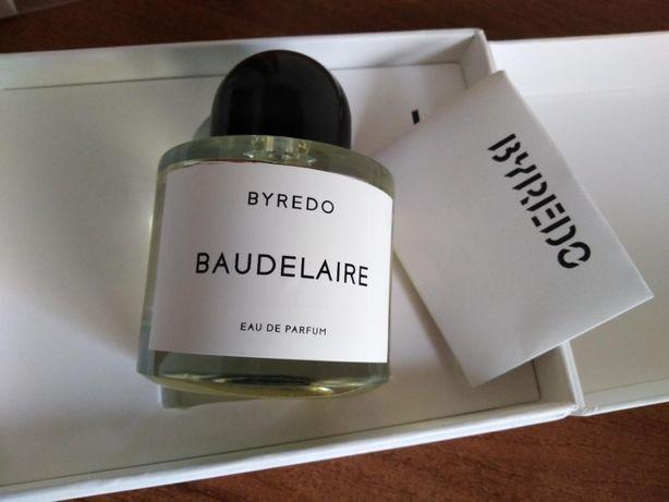 Мужской нишевый парфюм Byredo Baudelaire. В наличии.