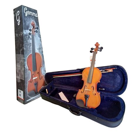 Violino Acústico GEMMA PV STANDARD 4/4