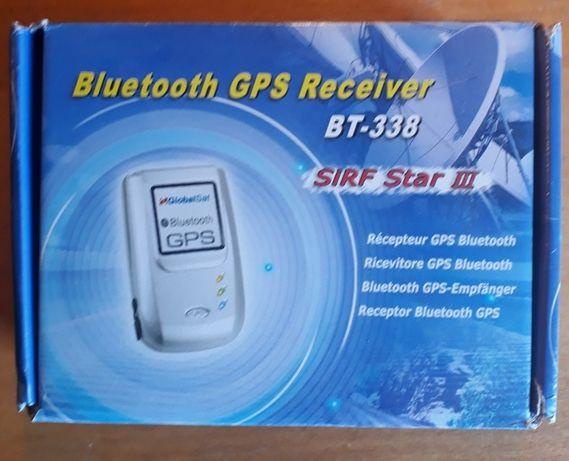 Receptor GPS BT-338 SiRF Star III
