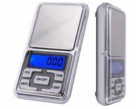 WAGA jubilerska ELEKTRONICZNA kieszonkowa 0,01- 500g WAGI LCD dokład