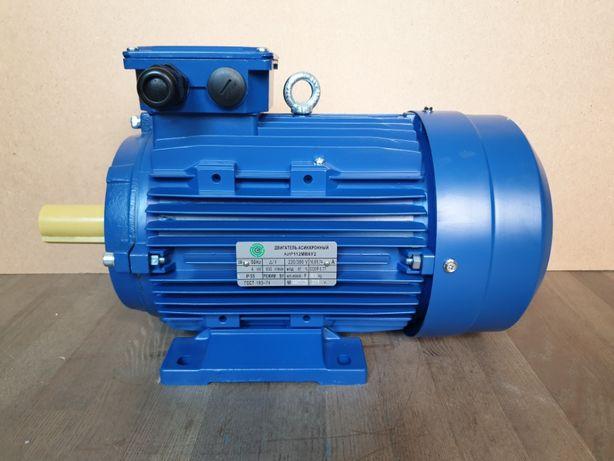 Электродвигатель 220-380В мотор редуктор двигатель преобразователь АИР