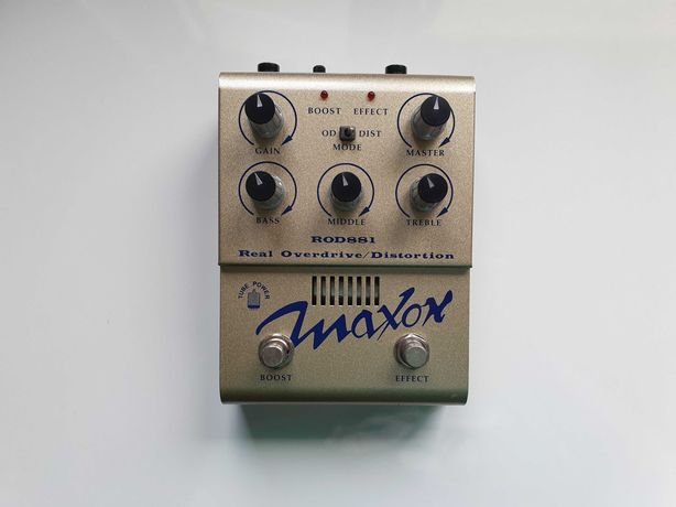 Maxon ROD-881 Distortion, lampa - Japan !!!