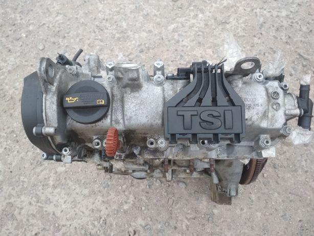 мотор коробка1.2 TSI CBZ VW skoda seat Polo Tiguan Caddy Touran 126200