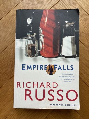 """Empire Falls"" Richard Russo (ENGLISH)"