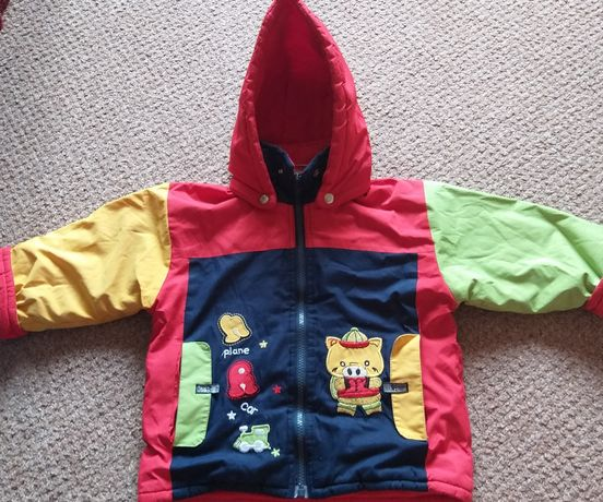 Курточка 2-3 годика