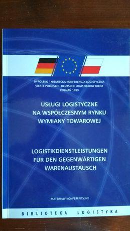 Usługi logistyczne na współczesnym rynku wymiany towarowej