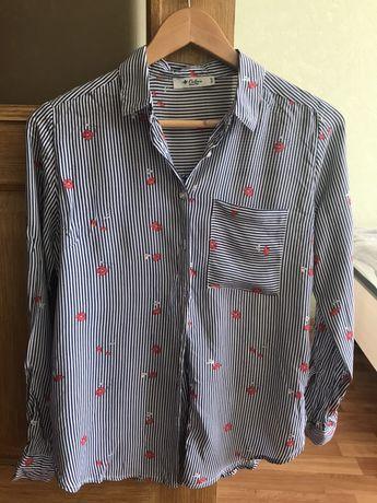 Продам рубашку Colin's /small XS
