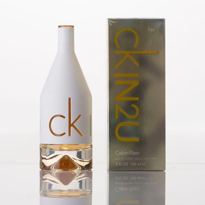 Perfumy   Calvin Klein   In2u   Her   150 ml   edt