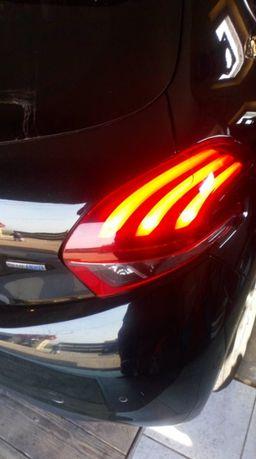 Lampa tył PEUGEOT 208 LIFT Peugeot 208