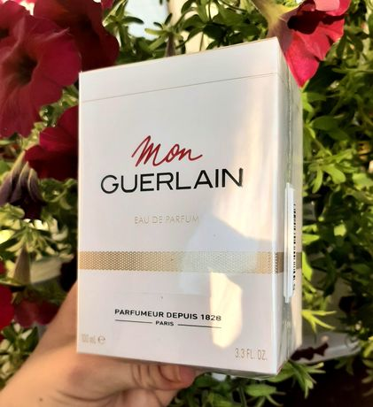 ОРИГИНАЛ НОВЫЙ 100мл Guerlain Mon Guerlain  PARFUM