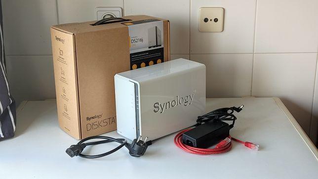 NAS Synology 216j (SSD 480GB)
