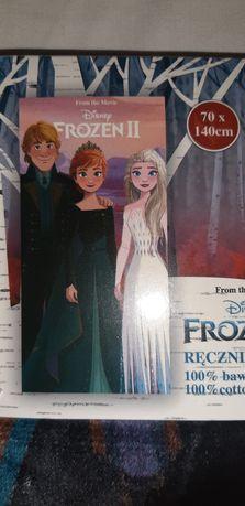 Recznik Frozen II Elza 70 x 140