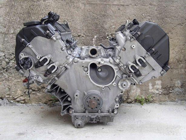 Uszkodzony silnik bmw e60 4.4 v8 benzyna
