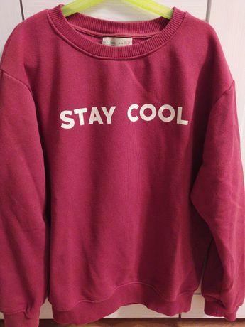 r. 152 ciepła nowa sportowa bluza Zara Boys