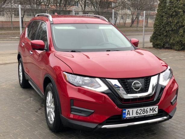 Продам Nissan Rogue SV 2017г, цвет Красный, 17200$