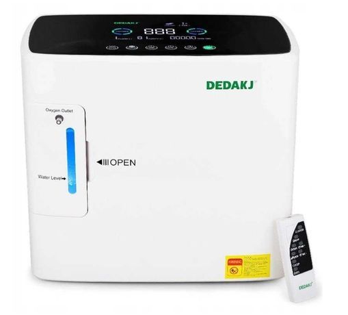 COVID Przenośny koncentrator generator tlenu DE-1S DEDAKJ®