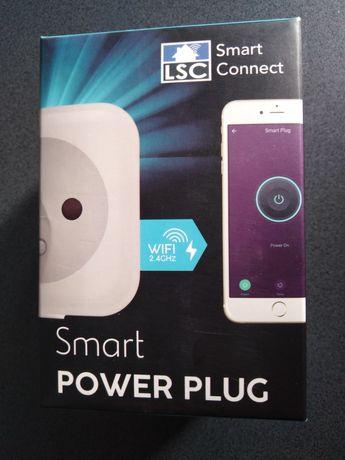 Wtyczka zasilająca z telefonu smart Wi-Fi