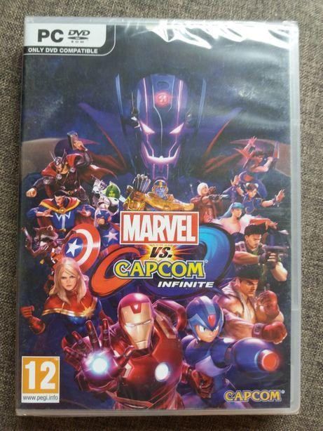 MARVEL vs. Capcom INFINITE gra PC nowa folia PL