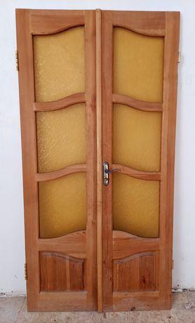 Двери деревянные межкомнатные 4 шт.