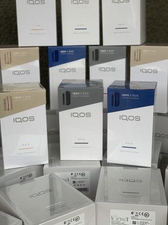 •СУПЕР ЦЕНА• Новые,запечатанные Iqos 3.0 DUO (айкос 3 дуо) ГАРАНТИЯ