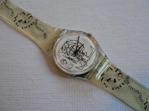 Relógio Artist Swatch URGENTE