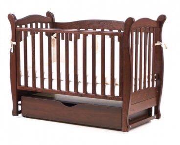 Кроватка детская Верес ЛД 15+ матрац+ бортики