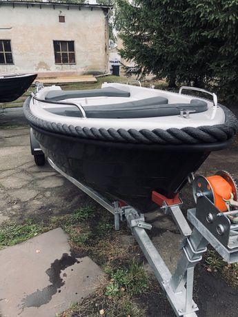 Łódka łódź motorowa spacerowa wedkarska 400 NEW MODEL 2022
