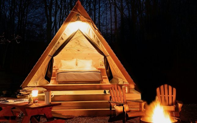 Eco Tiny Houses, A-frame cabin, Shed, Glamping, Deck, Tipis, Domes