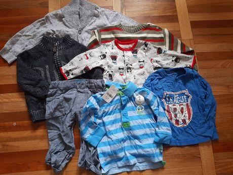 Пакет фірмового одягу в ідеальному стані на хлопчика до 2-3 років