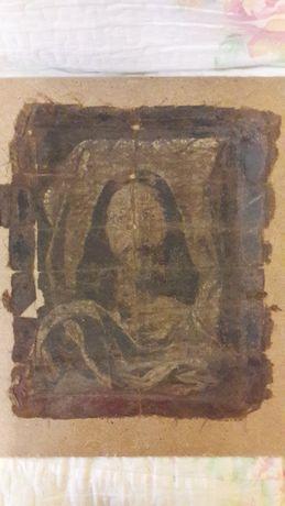 Старая икона (полотно)