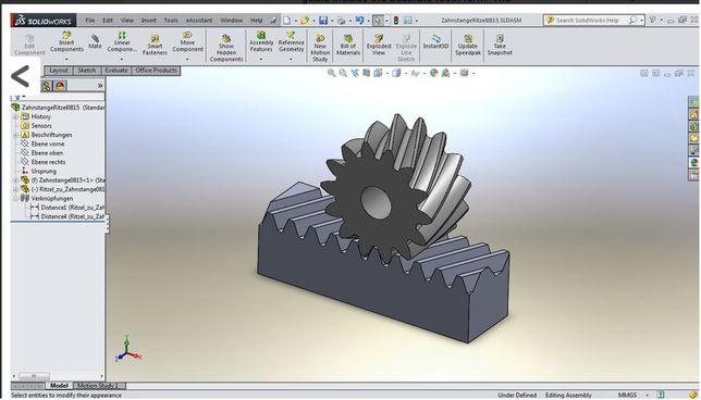 Solidworks, AutoCad, Projekty, Rysunek Techniczny, Model 3D