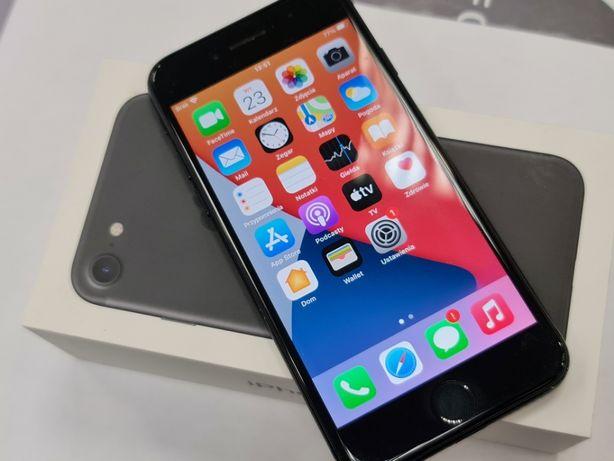 Iphone 7 32GB/ Czarny matowy/ 100% oryginalne części/ Zbita szybka