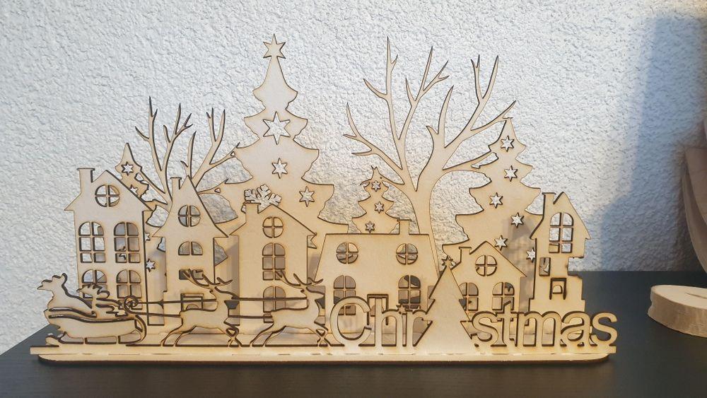 Ozdoba świąteczna z beermaty. Biłgoraj - image 1