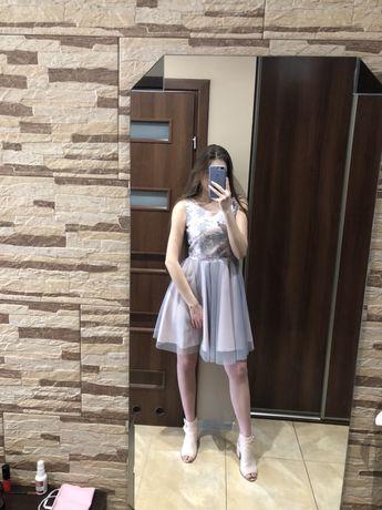 Sukienka tiul księżniczka