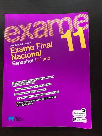 Preparação Exame de Espanhol 11°Ano