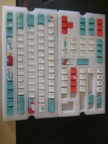 Кейкапы (Клавишы для Клавиатур ) Кораловое море 1 шт в наличии