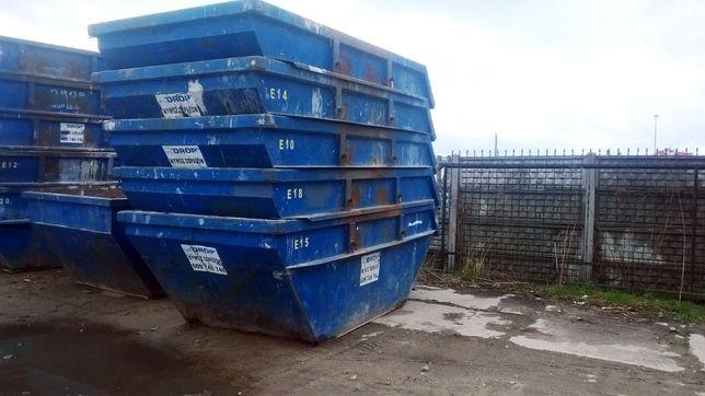 Wywóz odpadów WRZEŚNIA, kontenery, śmieci, gruz