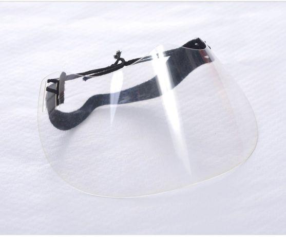!!NOWOŚĆ!!! Maska ochronna mini przyłbica przyjemna dla twarzy