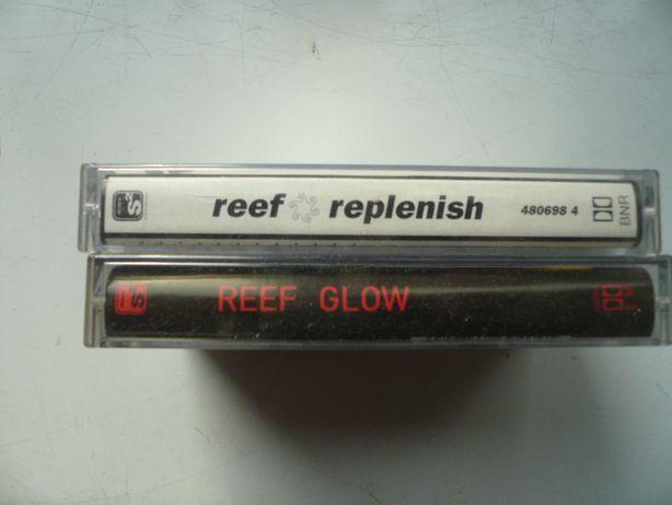 wyprzedaż kolekci kaset magnetof. audio Reef