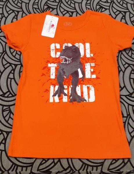 Яркая футболка для мальчика, р. 134-140