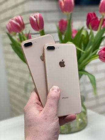 iPhone 8 Plus 64 GB !Идеальное состояние! Можно на подарок!!!