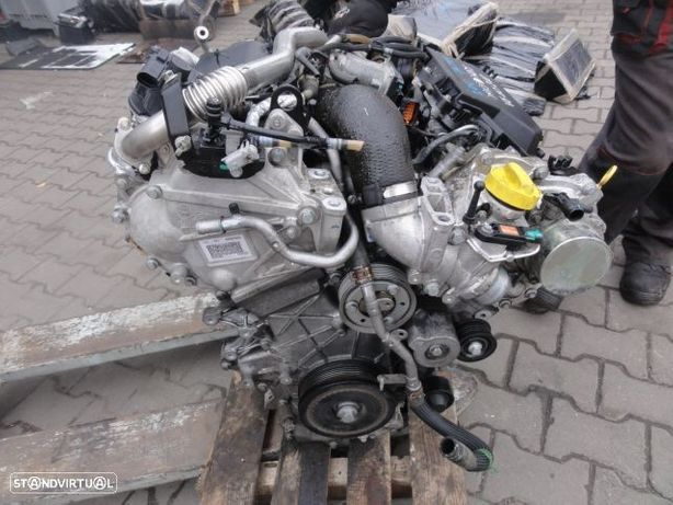 Motor RENAULT LAGUNA LATITUDE 3.0L 241CV - V9X891