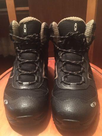 Мужские зимние ботинки Solomon
